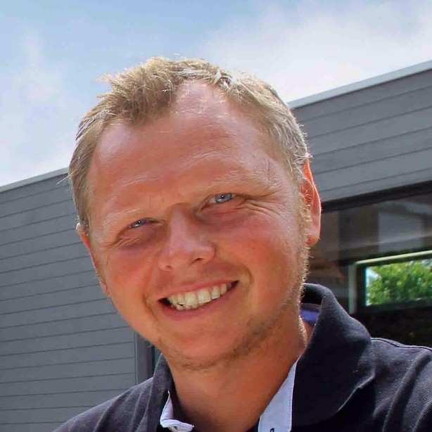Michael Soetemans zaakvoerder van Tuinen Soetemans